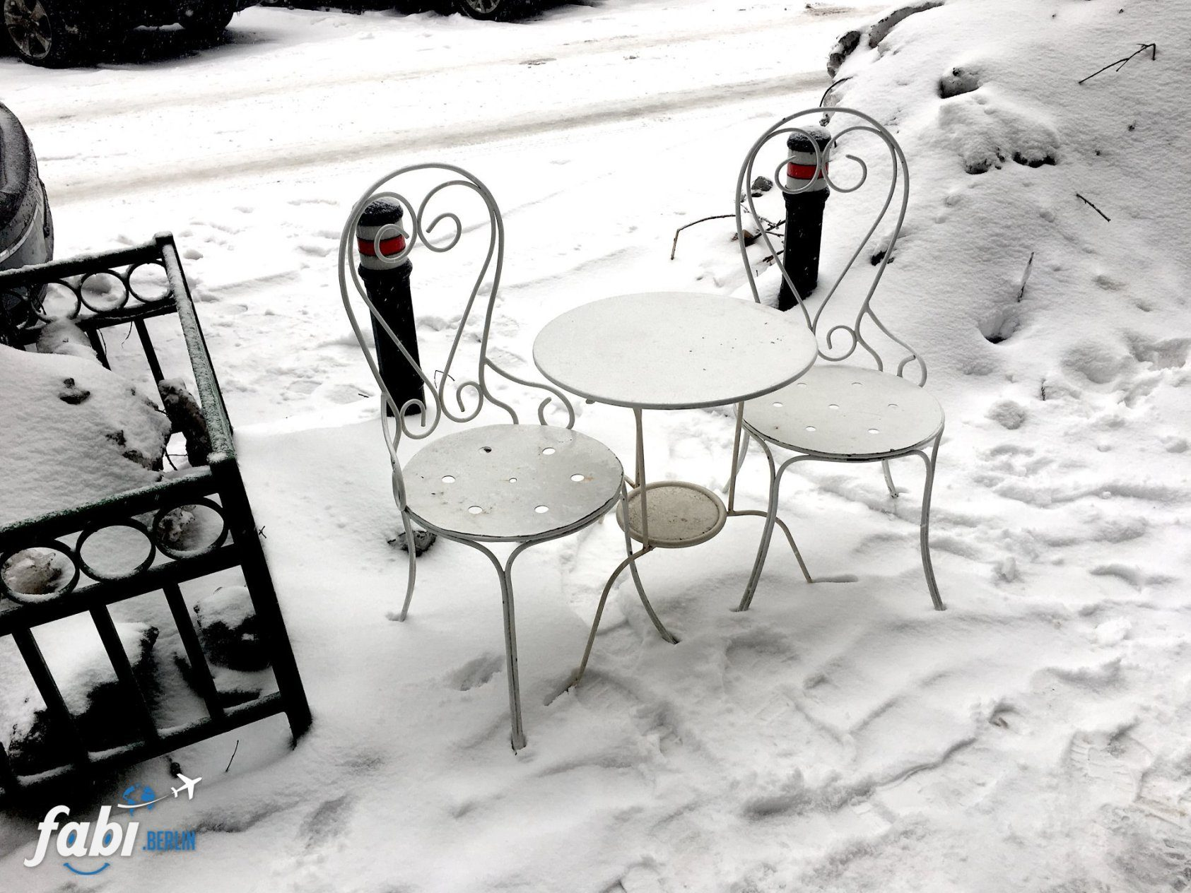 Winter in bucharest