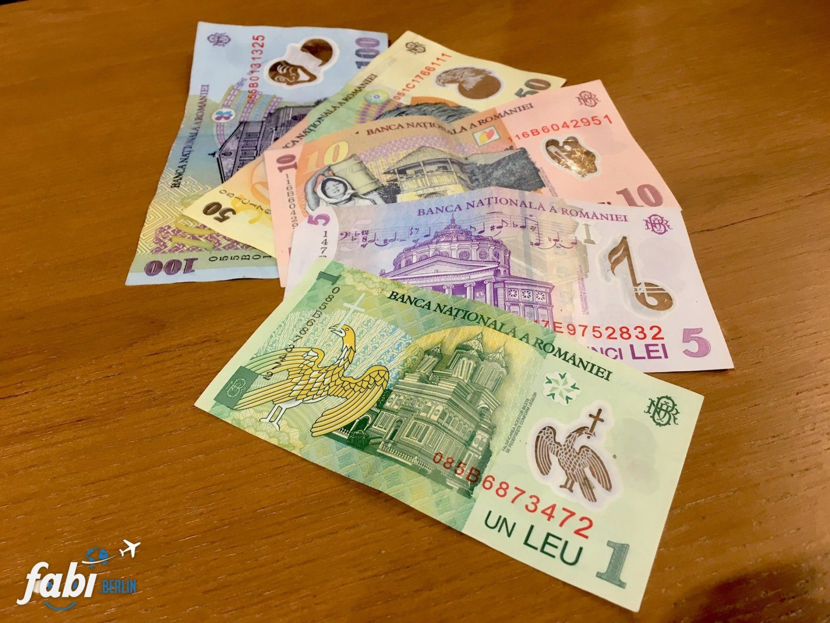 Bucharest currency