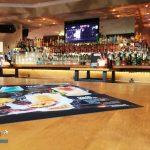 Bar at Sausalitos Berlin