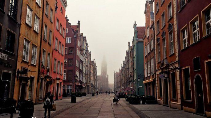 Oldtown Gdansk
