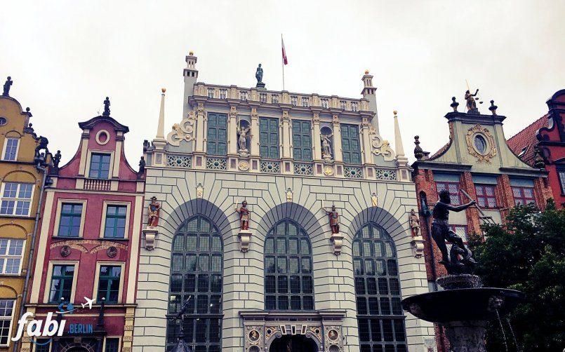 Gdansk oldtown