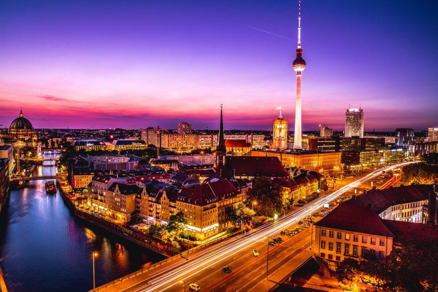 Berlin nightlife